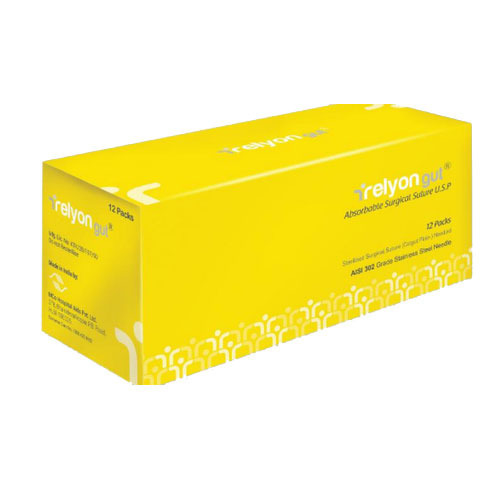 Catgut Plain Suture