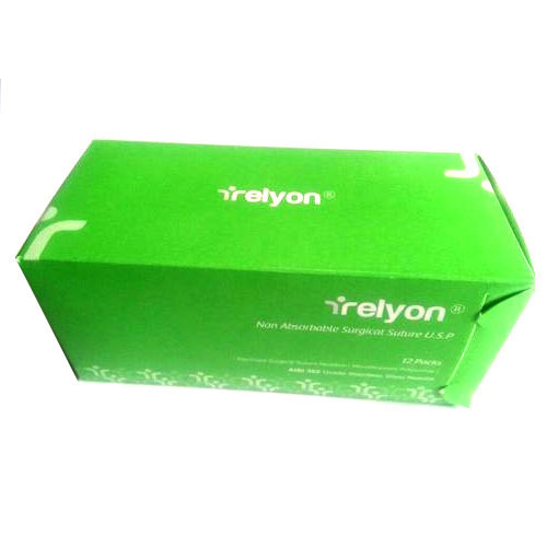 Reylon Monofilament Polyamide Non Absorbable Surgical Suture